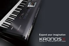 KRONOS X Music Workstation|KORG INC.