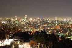 札幌夜景✨