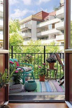 Balcone piccolo: 20 idee per arredare - Guida Giardino