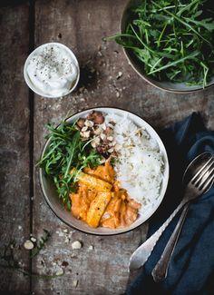 halloumi stroganoff vego vegetarisk recept middagstips0D1A1290