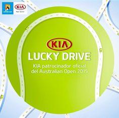 Se acerca el torneo de tennis más emocionante del mundo. #Kia Patrocinador Oficial #AustralianOpen 2015.