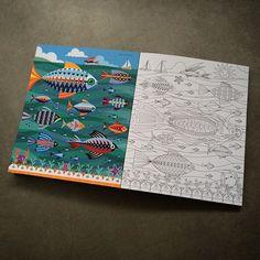 Suzanne Carpenter Adult Colouring Book