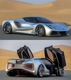 All-Electric Lotus Evija Arrives in United Arab Emirates, Stuns Crowds Ferrari, Lamborghini, Lotus Car, Exotic Sports Cars, Futuristic Cars, Bmw, Unique Cars, Expensive Cars, Car Manufacturers