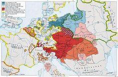 Großmacht Österreich im Europa des 18. Jh.  © Copyright Verlag Ed. Hölzel, Wien, für AEIOU.