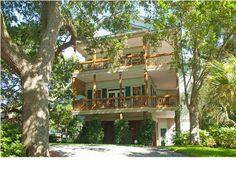 $1.3 mil for a sweet beach home in a prime neighborhood of Southern Paradise: Folly Beach at Charleston. 406 E Ashley Ave Folly Beach, SC 29439