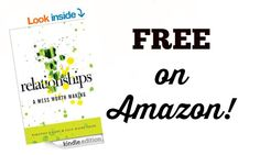 You can currently get the book Relationships: A Mess Worth Making for FREE on Amazon! This is a great book by Timothy Lane and Paul Tripp.