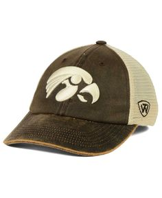 Top of the World Iowa Hawkeyes Scat Mesh Cap