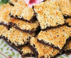 Food N, Good Food, Food And Drink, No Bake Desserts, Delicious Desserts, Dessert Recipes, Great Recipes, Favorite Recipes, Swedish Recipes