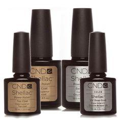 Phoenix Beauty Lounge Store - CND Shellac Base
