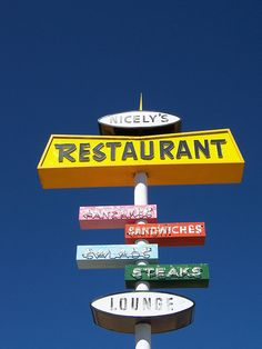 50s diner - Lee Vining, CA Fifties Diner, Lee Vining, Sock Hop, Lounge, Diners, Sign I, Sign Quotes, Cross Country, Motel