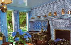 Celebrity Homes: Claude Monet /Giverny/