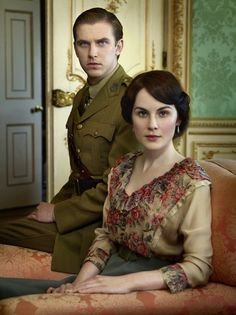 Matthew & Mary, Downton Abbey