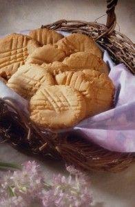 Weight Watchers flourless peanut butter cookies recipe,1 point each