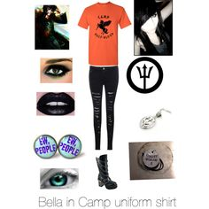 Bella by author-of-isabelle-lupin on Polyvore featuring polyvore, fashion, style, HADES and Once Upon a Time