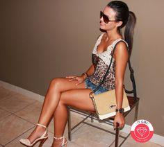 It Girl: Look do Dia / Ela arrasa nos Looks, confira mais no Blog dela It Girl