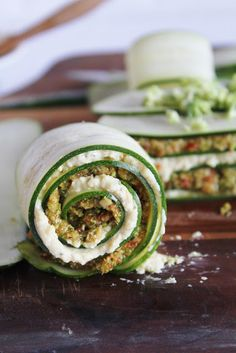 Raw lasagna with cashew cheese and broccoli sun-dried tomato pesto...yum!