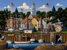 Marblehead by Eric Dowdle