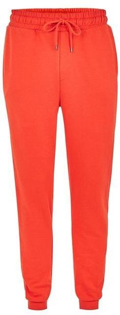 Topman Red Taped Skinny Joggers