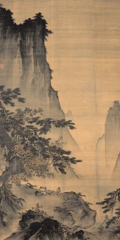 Viewing the Moon - Ma Yuan (馬遠, c.1160-1225)