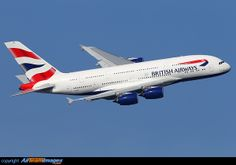 British Airways Airbus A380-841 British Airline, British Airways, Airbus A380, Boeing 777, Thailand Travel, Croatia Travel, Bangkok Thailand, Hawaii Travel, Italy Travel