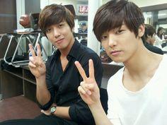YongHwa & MinHyuk