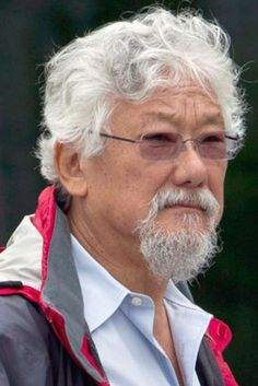 David Suzuki Says Harper Should Be Jailed Over His Climate Positions