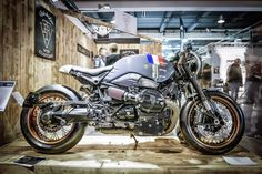 BMW R NINE T 'LOW FAT' - STUCKI2RAD VTR CUSTOMS - ROCEKTGARAGE