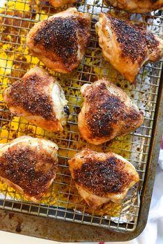 Smoked Paprika Chicken | http://foodiecrush.com