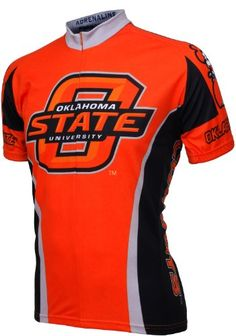 Buy Oklahoma State University Cowboys Cycling Short Sleeve Jersey Online  from Reliable Oklahoma State University Cowboys Cycling Short Sleeve Jersey  Online ... 9d1076280