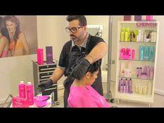 Escova Progressiva Sem Formol Cadiveu Glamour Rubi Plus - Passo a Passo - Beleza de Mulher - YouTube
