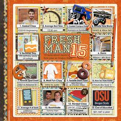 freshman 15. an awesome page! my cousin will be a freshman in college next year..hmm!