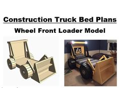 Construction Truck Bed Plans | Home Design, Garden & Architecture Blog Magazine