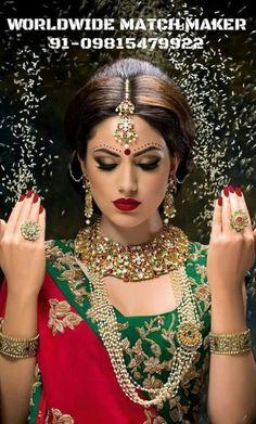Asian Bridal Makeup Artist London - Indian Bridal Hair and Makeup Indian Bridal Makeup, Indian Wedding Jewelry, Asian Bridal, Bridal Makeup Looks, Bride Makeup, Moda India, Wedding Make Up Inspiration, Pakistani Bridal Dresses, Braut Make-up