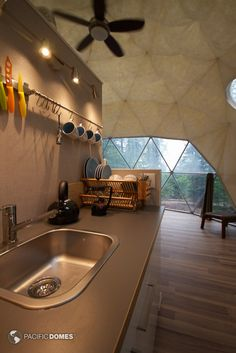 Eco-living Glamping Dome                                                                                                                                                                                 Más