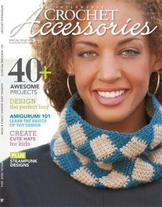 interweave crochet accessories 2014