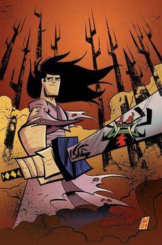 'Samurai Jack' Return Has a Date! | FlicksNews.net