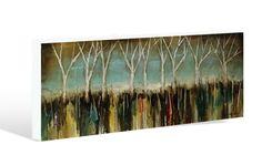 Home :: A Tad Trendi  :: A Tad Trendi Canvas Wall Art Forest