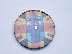 Dr Who Mirror :)