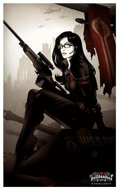 Baroness!