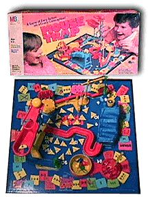 This game took longer to set up and take down than it did to play it. It wasn't as fun as it looked.