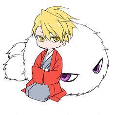 Abeno & Moja - Fukigen na Mononokean Anime Chibi, All Anime, Me Me Me Anime, Anime Manga, Anime Guys, Anime Art, Manhwa, Otaku, Natsume Yuujinchou