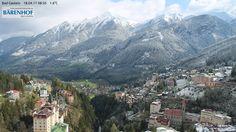 Webcam Bad Gastein Salzburg, Bad Gastein, Austria, Mount Everest, Mountains, Nature, Summer, Travel, Places