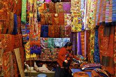Chichicastenango Market (Thursday, Sunday only) Guatemala