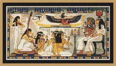 egyptian   http://handmaidenxstitch.wordpress.com