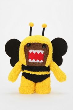 Domo Bee Plush Doll  http://www.urbanoutfitters.com/urban/catalog/productdetail.jsp?id=23446867=SEARCH+RESULTS