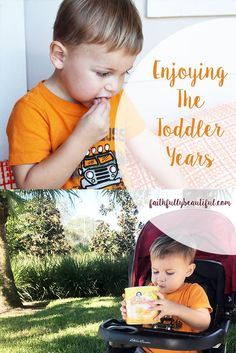 Take in the toddler years! They go so fast! #GerberWinWin #Ad