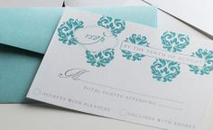 Wedding RSVP [detail]