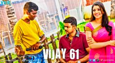 'Vijay 61′ is likely to have two heroins!