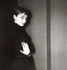 Audrey Hepburn by Ce