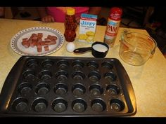 WHATS FOR LUNCH?-HOMEMADE MINI CORNDOGS - YouTube